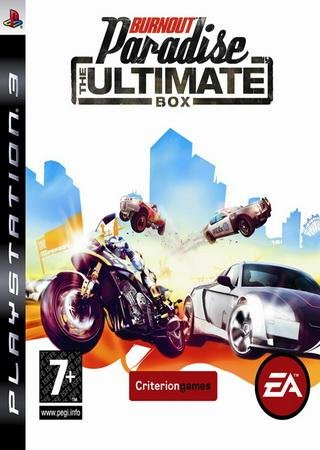 Burnout Paradise: The Ultimate Box Скачать Бесплатно