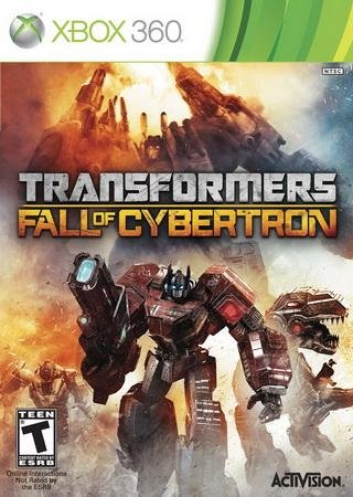 Скачать Transformers: Fall of Cybertron торрент