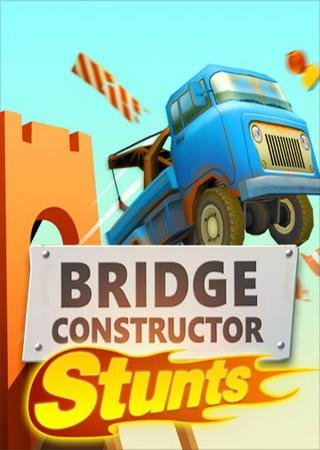 Скачать Bridge Constructor Stunts торрент