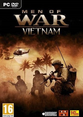 Скачать Men of War: Vietnam торрент