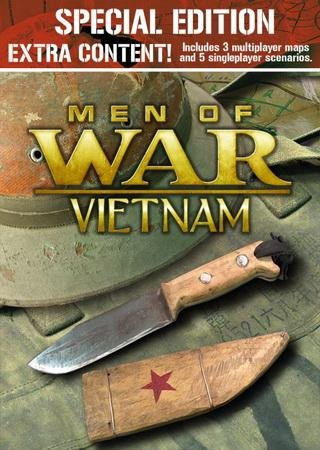 Скачать Men of War: Vietnam - Special Edition торрент