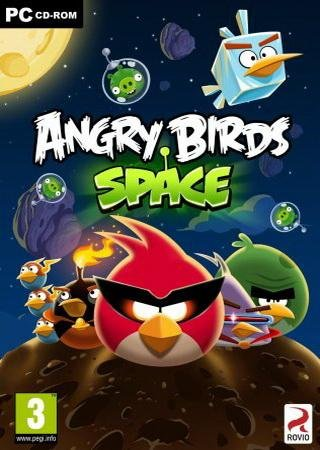 Скачать Angry Birds Space торрент