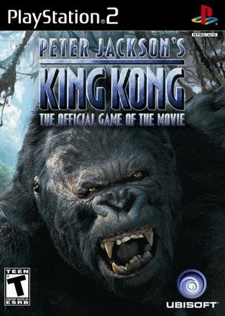 Peter Jackson's King Kong: The Official Game of the Movie Скачать Бесплатно