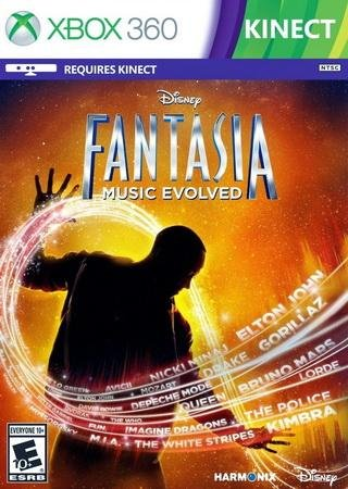 Скачать Fantasia: Music Evolved торрент