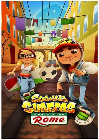 Subway Surfers: World Tour - Rome Скачать Торрент