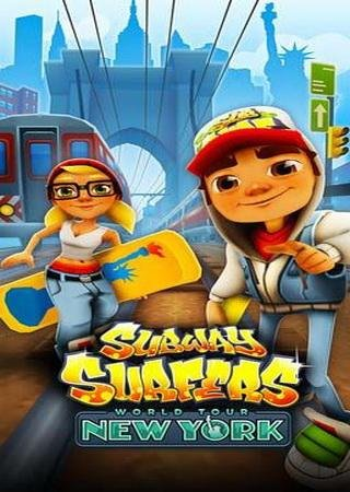Subway Surfers: World Tour - New York Скачать Бесплатно