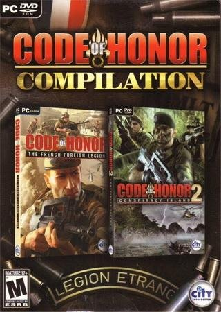 Скачать Code Of Honor: Trilogy торрент