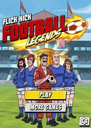 Скачать Flick Kick Football Legends торрент