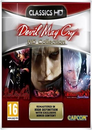 Скачать Devil May Cry: HD Collection торрент