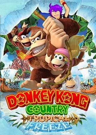 Скачать Donkey Kong Country: Tropical Freeze торрент