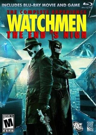 Скачать Watchmen: The End is Nigh - Complete Collection торрент