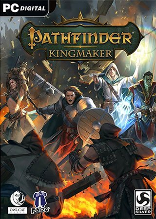 Скачать Pathfinder: Kingmaker - Imperial Edition торрент
