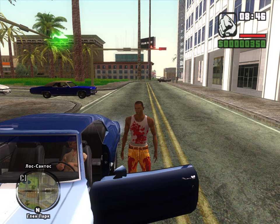 скачать игру Gta San Andreas 13 район через торрент - фото 7