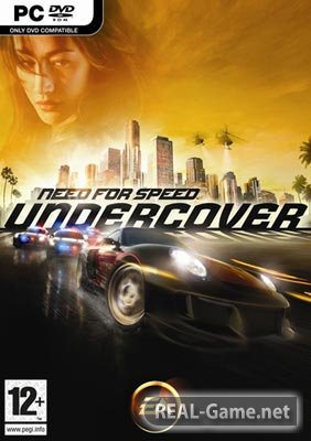 Need for Speed: Undercover Скачать Торрент