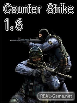 Скачать Counter-Strike 1.6 v35 торрент