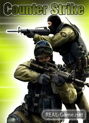 Скачать Counter-Strike 1.6 торрент