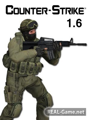 Скачать Counter-Strike 1.6 (47+48 протокол) торрент