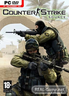 Скачать Counter-Strike Source v. 1.0.0.74 торрент