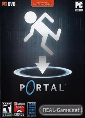 Portal 1 игра скачать торрент