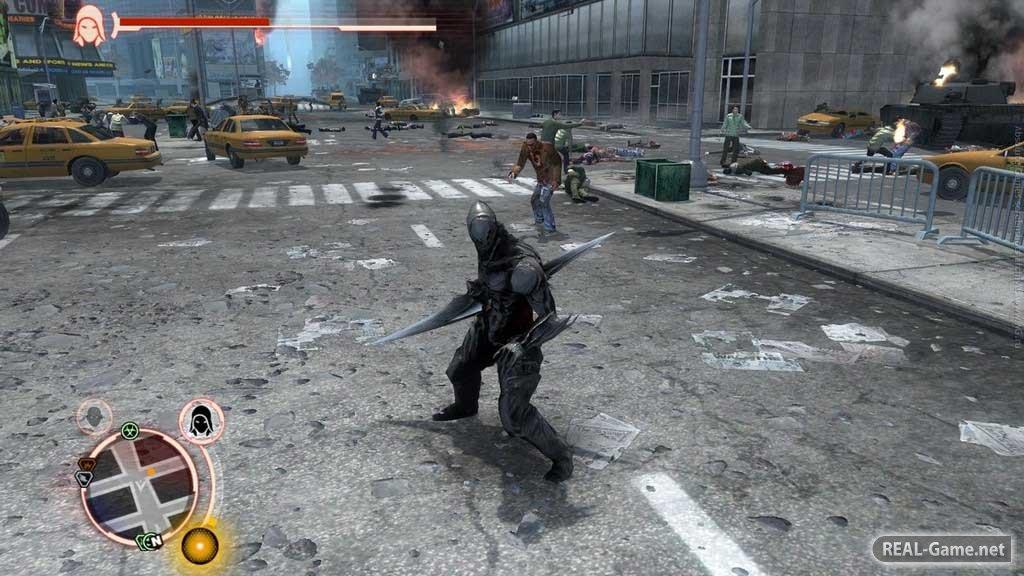Игра прототип 1 скачать бесплатно на компьютер