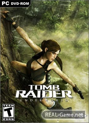 Скачать Tomb Raider: Underworld торрент