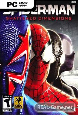 Spider-Man: Shattered Dimensions (2010) RePack �� R.G. ReCoding ������� �������