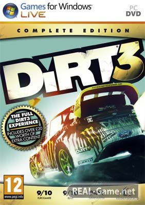 Скачать DiRT 3: Complete Edition торрент
