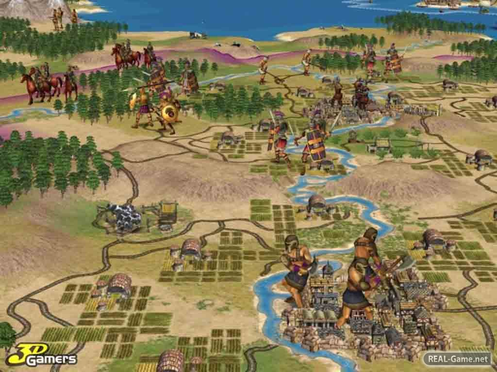 Скачать Civilization 4 Эпоха Огня