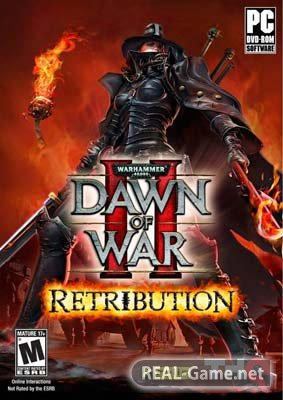 Скачать Warhammer 40000: Dawn of War 2 - Retribution торрент