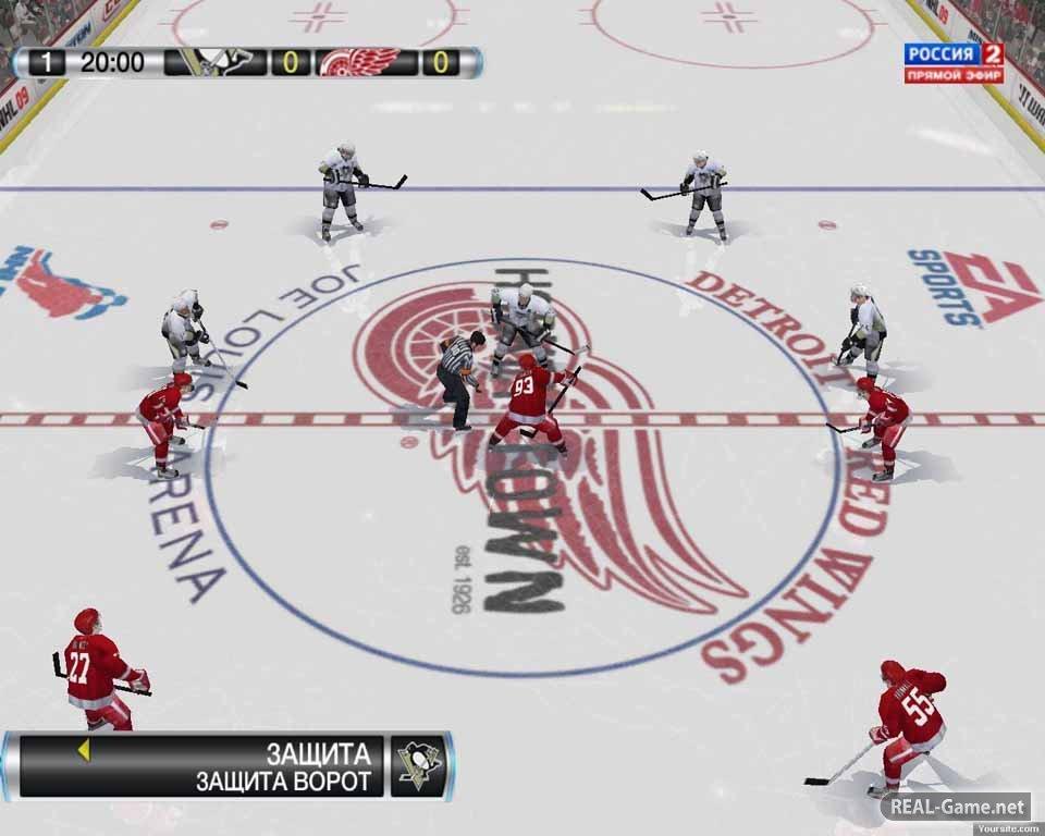 Скачать хоккей игру на компьютер