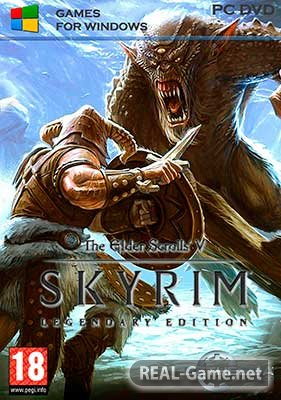 Скачать The Elder Scrolls V: Skyrim торрент