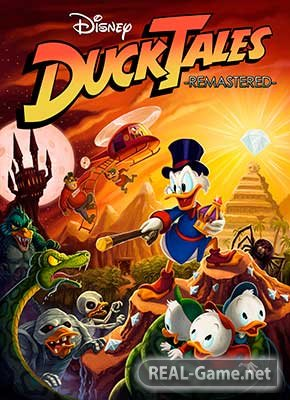 Скачать DuckTales: Remastered торрент