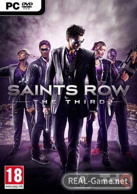 Скачать Saints Row 3: The Third торрент