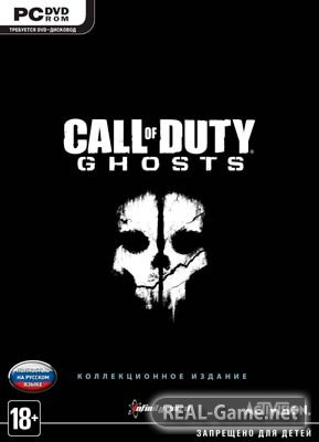 Call of Duty: Ghosts (2013) Rip �� R.G. �������� ������� �������
