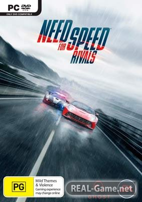 Скачать Need For Speed: Rivals (2013) RePack от R.G. Механики торрент