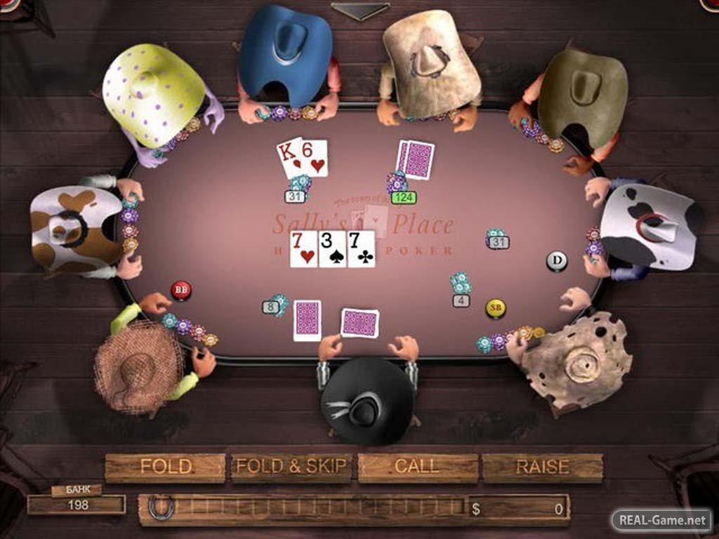Покер на пк скачать торрент бесплатно