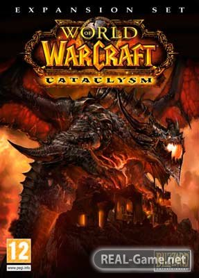 Скачать World of Warcraft: Cataclysm торрент