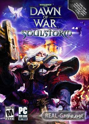 Скачать Warhammer 40000: Dawn of War - Soulstorm торрент