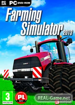 Скачать Farming Simulator 2013 торрент