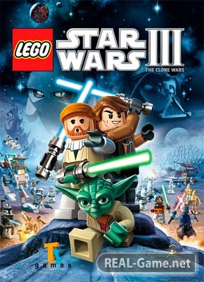 LEGO Star Wars 3: The Clone Wars Скачать Торрент