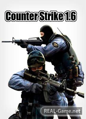 Скачать Counter Strike 1.6 + Русские боты торрент