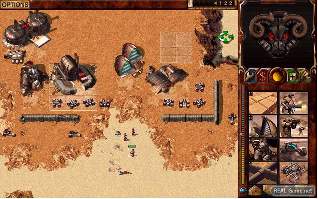 Игра dune 2000 / дюна 2000 скачать торрент бесплатно на компьютер.