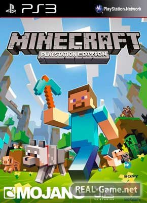 Скачать Minecraft 4.50 Cobra ODE / E3 ODE PRO / 3Key (2013) PS3 торрент