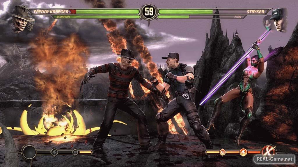 Скачать Мортал Комбат 10 (Mortal Kombat 10) торрент