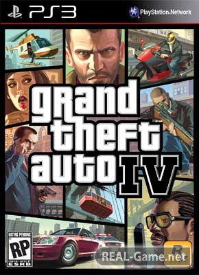GTA 4 / Grand Theft Auto 4: ������ ������� (2010) PS3 ������� �������