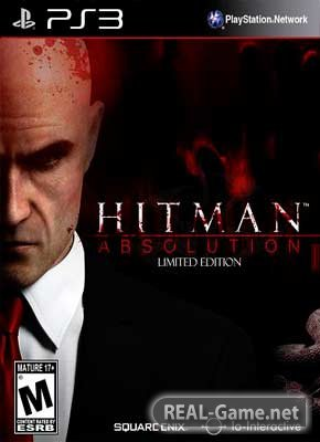 Скачать Hitman Absolution (2012) PS3 торрент