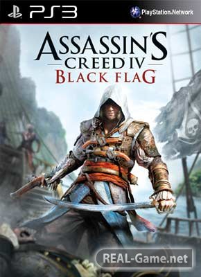 Assassins Creed 4: Black Flag (2013) PS3 Скачать Торрент