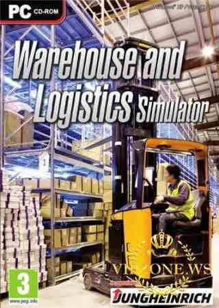 Warehouse and Logistics Simulator (2014) Скачать Бесплатно