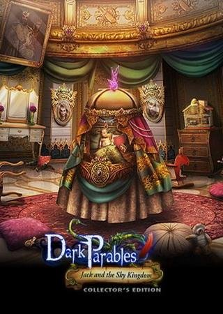 Dark Parables 6: Jack and the Sky Kingdom CE (2014) Скачать Бесплатно
