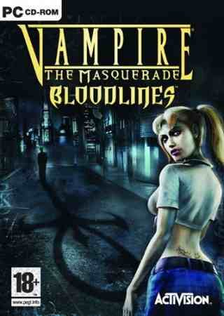 Vampire: The Masquerade Bloodlines Скачать Бесплатно